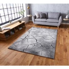 Woodland Rug 21007 Cream / Grey 120 x 1700cm