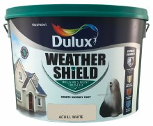 Dulux Weather Shield Achill White 10Ltr