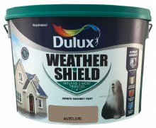 Dulux Weather Shield Antelope 10Ltr