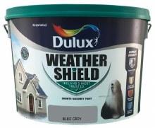 Dulux Weather Shield Blue Grey 10Ltr