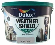 Dulux Weather Shield Carraig Grey 10Ltr