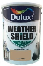 Dulux Weather Shield Cleystone 5Ltr