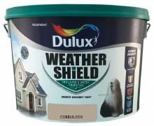 Dulux Weather Shield Cobblelock 10Ltr