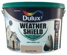 Dulux Weather Shield Follow Fawn 10Ltr