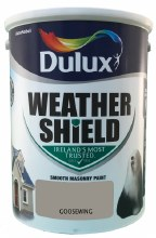 Dulux Weather Shield Goosewing 5Ltr