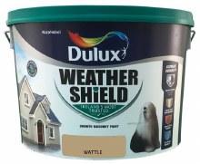 Dulux Weather Shield Brittas Sand Paint 10 Litre