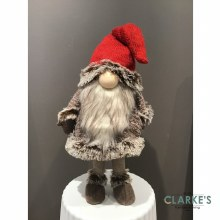 Nordic Gnome Christmas Decoration Large