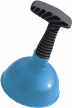 York Plunger & Plastic Handle