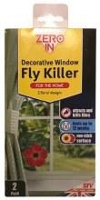 Decorative Window Fly Killer