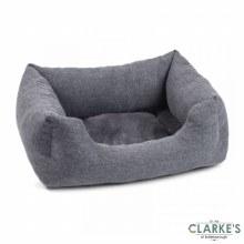 Harrogate Tweed Dog Bed Large