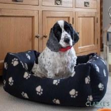 SnugPaw Square Pet Bed Large