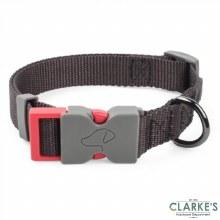 Walk About Jet Dog Collar XS