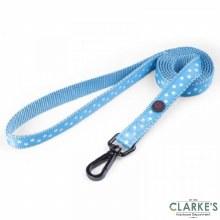 Walk About Starry Blue Dog Lead Standard