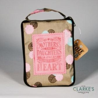 "Top Lass Tote Bag ""Mother & Daughter"""