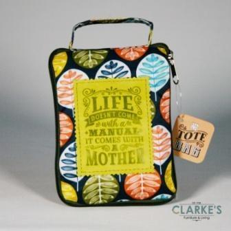 "Top Lass Tote Bag ""Mother"""