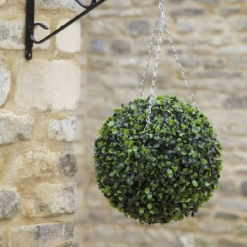 Topiary Ball Faux Garden Decor 30 cm