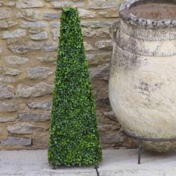 Topiary Obelisk Garden Decor 60cm