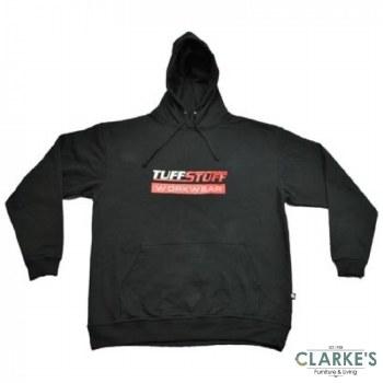 Tuff Stuff 166 Hoody Black Size L