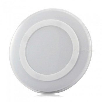 Acqua Qi Wireless Charging Pad White