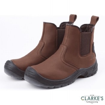 Xpert Defiant Dealer Boot Brown Size 42