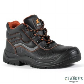 Xpert Force S3 Safety Contractor Boot Size 42