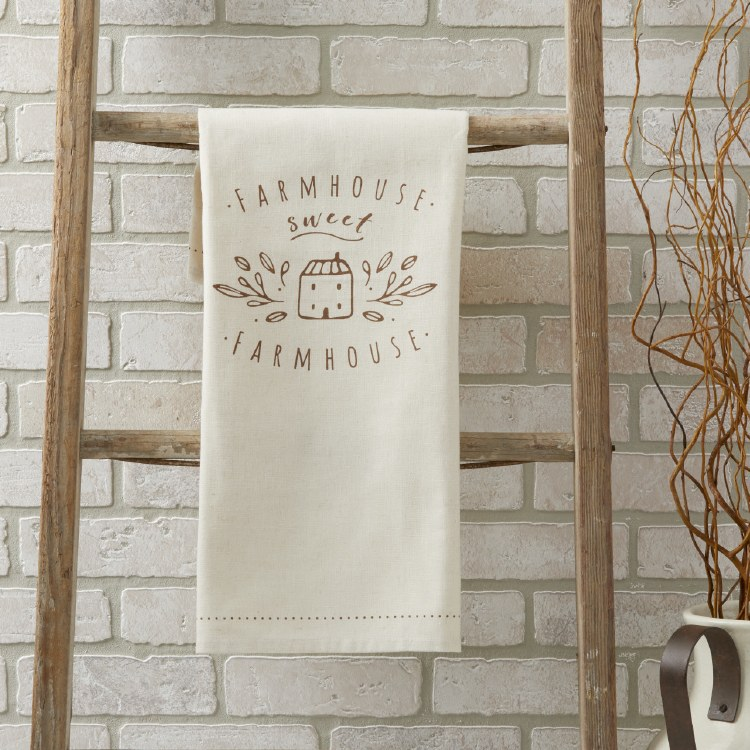 Tea Towel Farmhouse