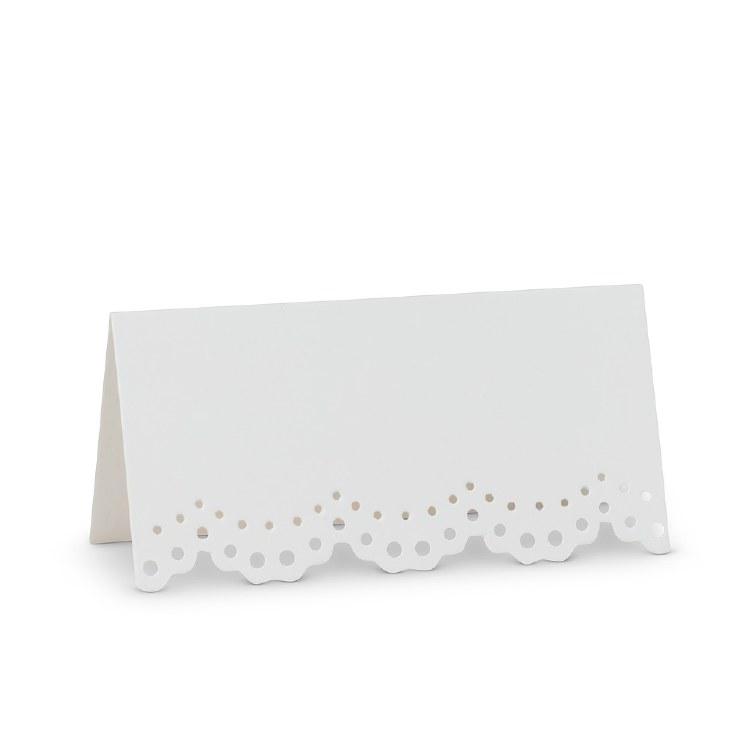 Folded Place Card set of 12