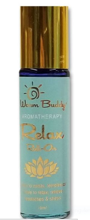 Aromatherapy Roll On - Relax