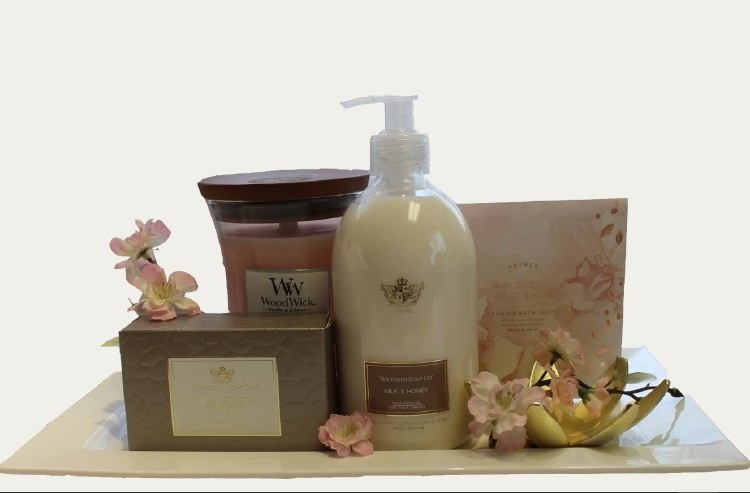 Body and Spa Gift Set $125