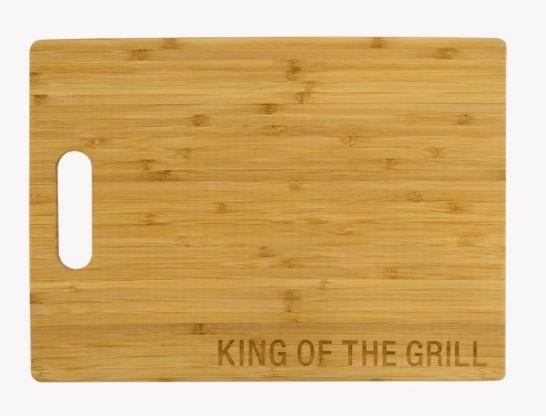 King of Grill Cutting Board