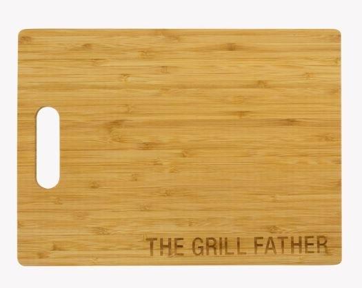Grill Father Cutting Board