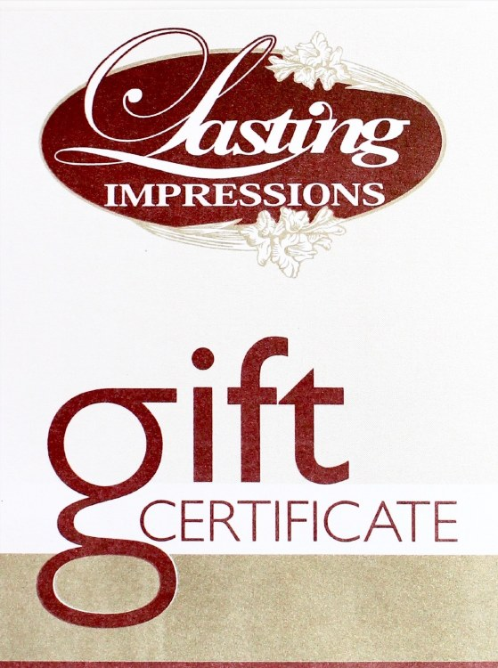 Gift Card/Certificate $20