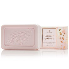 Gold Leaf Gardenia Bar Soap