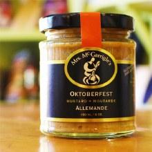 Oktoberfest Mustard