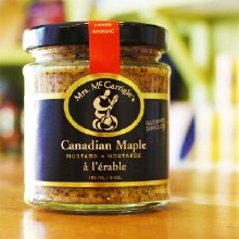 Canadian Maple Mustard