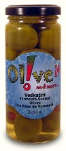 OLIVE VODKATINI VERMOUTH
