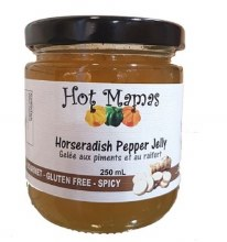 Horseradish Red Pepper Jelly