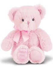 Baby's First Bear Small Pink