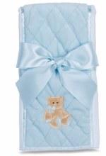 Huggie Bear Burp Blue