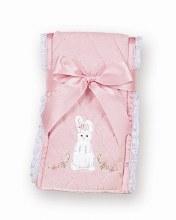Cottontail Burp Cloth