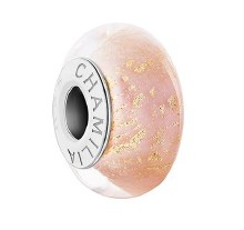 Gilded Age - Rose Pink Murano
