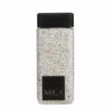 White Glitter Granules