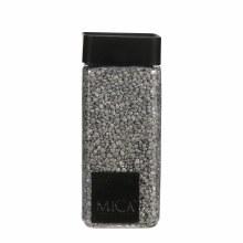 Grey Glitter Granules