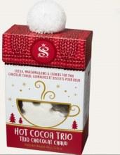 Hot Chocolate Trio Set