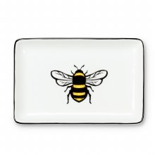 Bee Rectangular Tray
