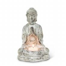 Buddha Tealite Holder