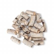 Mini Cut Birch Logs
