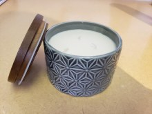 Citronella Candle with Lid