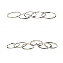 Stackable Rings Mimi & Marge