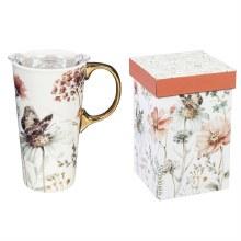 Botanical Dreamer Travel Mug